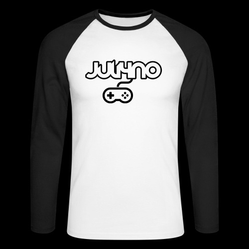 JULI4N0 Merch - Men's Long Sleeve Baseball T-Shirt
