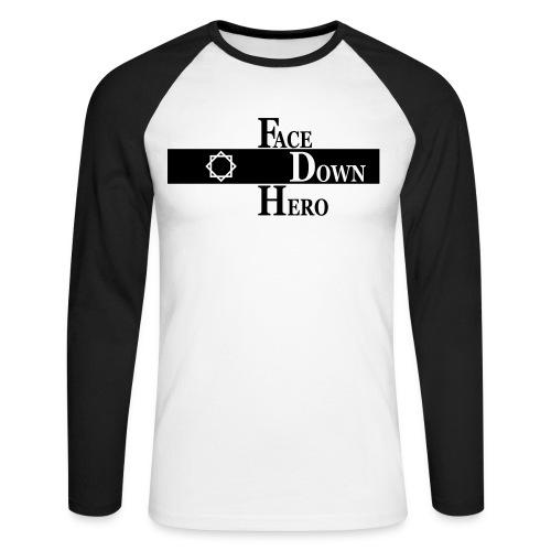 fdhfnm - Männer Baseballshirt langarm