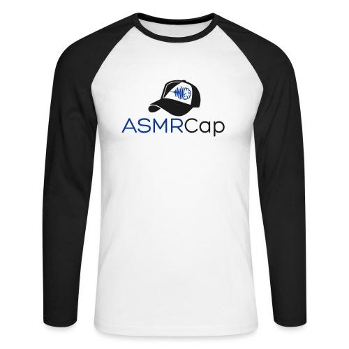 ASMR Cap - Men's Long Sleeve Baseball T-Shirt