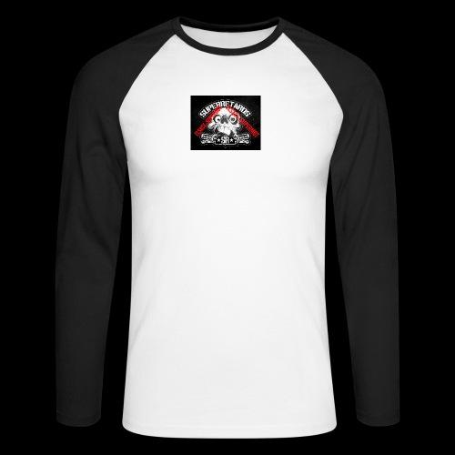 elsace-supermot - T-shirt baseball manches longues Homme