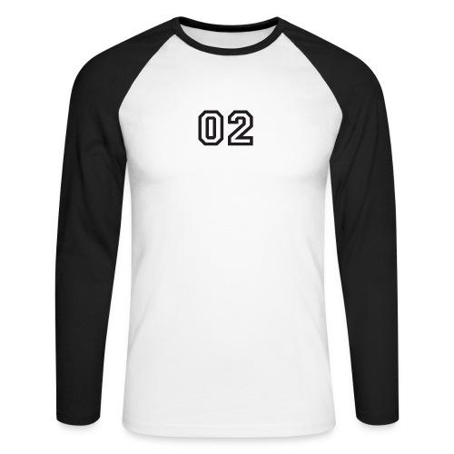 Praterhood Sportbekleidung - Männer Baseballshirt langarm