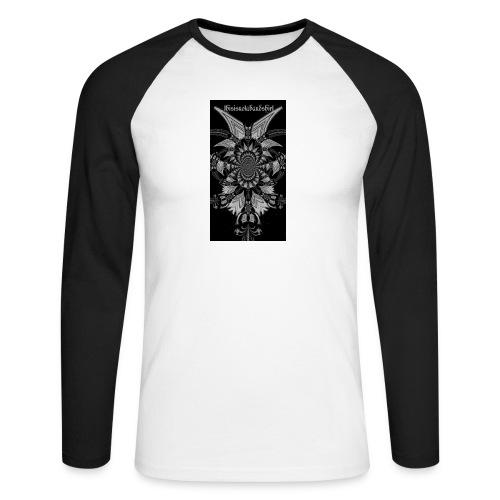 tineb5 jpg - Men's Long Sleeve Baseball T-Shirt