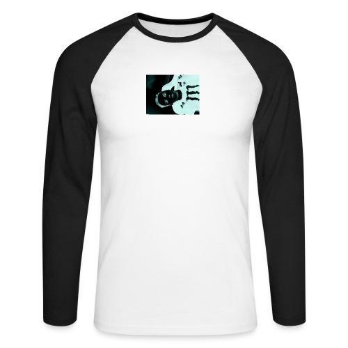 Mikkel sejerup Hansen T-shirt - Langærmet herre-baseballshirt