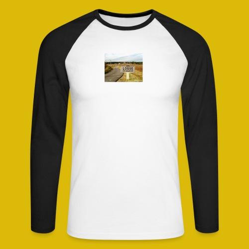 la LOOSE en gelée - T-shirt baseball manches longues Homme