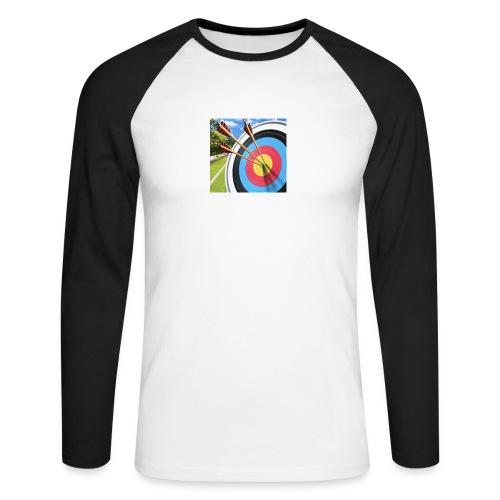 13544ACC 89C4 4278 B696 55956300753D - Langermet baseball-skjorte for menn