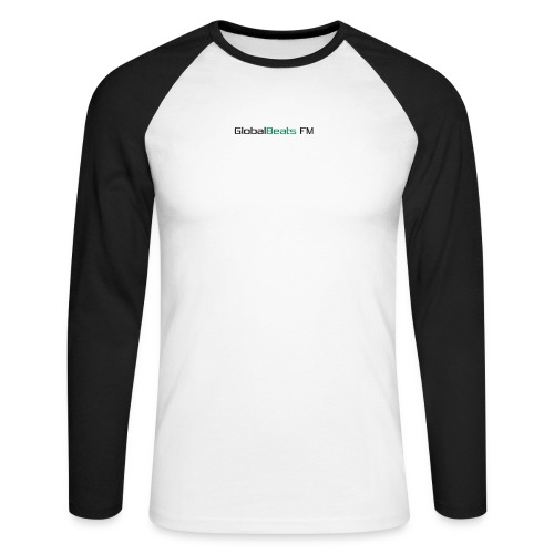 logo 3 - Männer Baseballshirt langarm