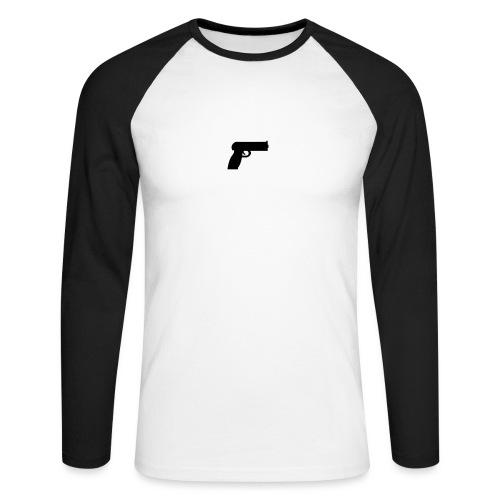 geweer_318-1424-jpg - Mannen baseballshirt lange mouw