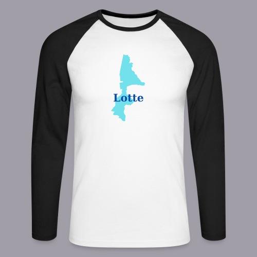 Lotte - Männer Baseballshirt langarm