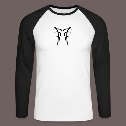 GBIGBO zjebeezjeboo - Oriental - Bambou [Flex] - T-shirt baseball manches longues Homme