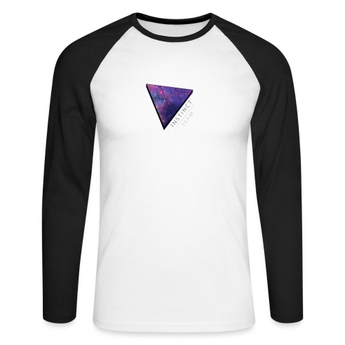 1495178735960iInsInstinct - T-shirt baseball manches longues Homme
