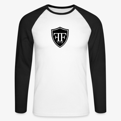 Force & Famille Principal - T-shirt baseball manches longues Homme
