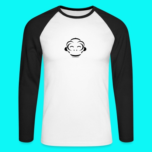 FullSizeRender_-1- - Langærmet herre-baseballshirt