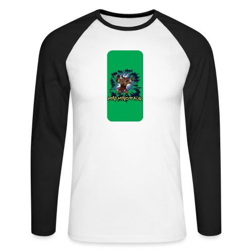 iphone 44s02 - Men's Long Sleeve Baseball T-Shirt