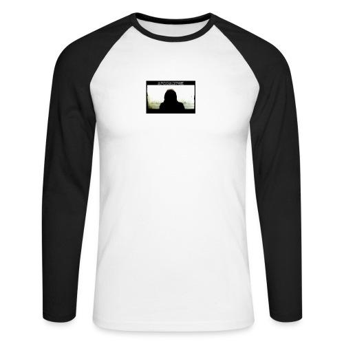 97977814589213859 - T-shirt baseball manches longues Homme