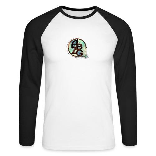 AB2G - T-shirt baseball manches longues Homme