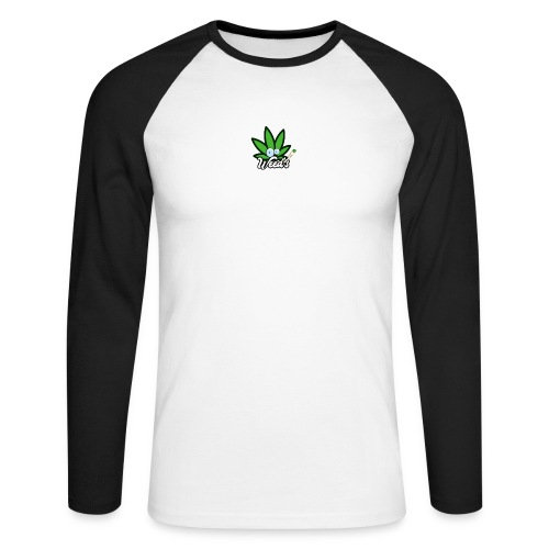 Weed's - T-shirt baseball manches longues Homme