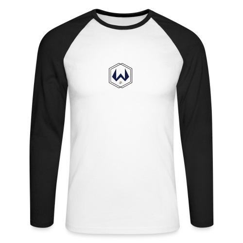 tdyokirir-d-krydkrd - T-shirt baseball manches longues Homme