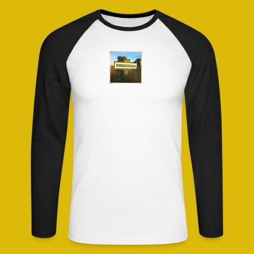 Dark vador - T-shirt baseball manches longues Homme