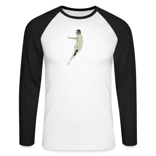 JAIMY VISSER - Mannen baseballshirt lange mouw