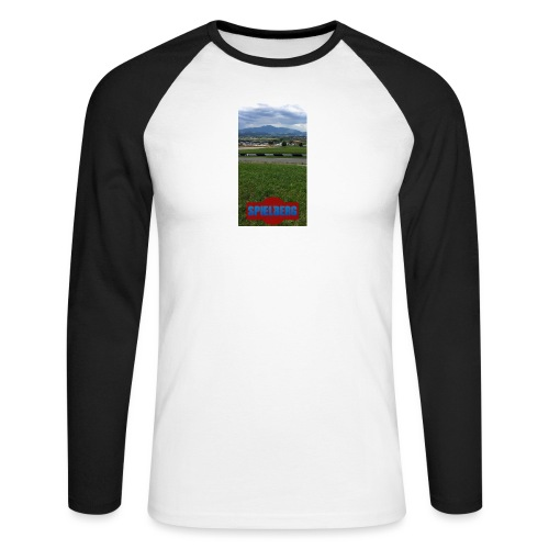 Formel 1 - Männer Baseballshirt langarm