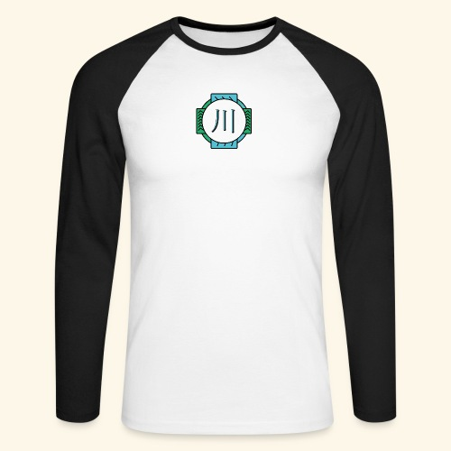 RIVER - T-shirt baseball manches longues Homme
