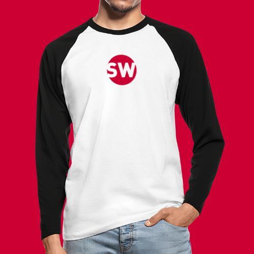 SchipholWatch - Mannen baseballshirt lange mouw