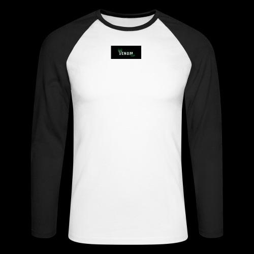 venomeverything - Men's Long Sleeve Baseball T-Shirt
