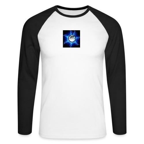 pp - Men's Long Sleeve Baseball T-Shirt
