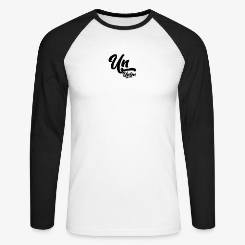Union - T-shirt baseball manches longues Homme