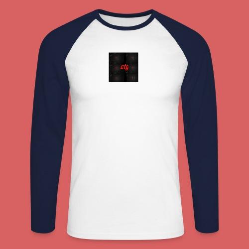 ctg - Men's Long Sleeve Baseball T-Shirt