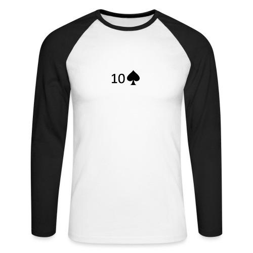 Arthur Magique - T-shirt baseball manches longues Homme