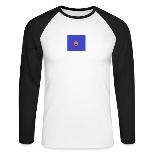 JuicyOrange - Men's Long Sleeve Baseball T-Shirt