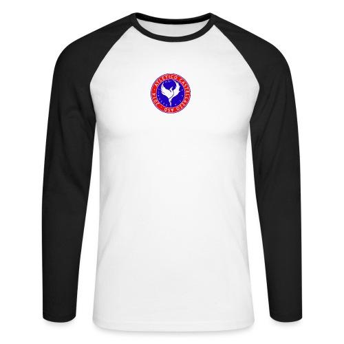 Logo Ufficiale Atletico Castellazzo - Maglia da baseball a manica lunga da uomo