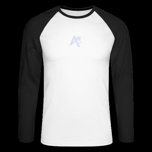 Logo Amigo - Men's Long Sleeve Baseball T-Shirt