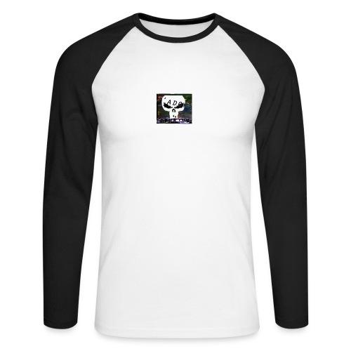 J'adore core - Mannen baseballshirt lange mouw