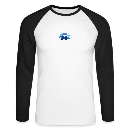 AAZ design - T-shirt baseball manches longues Homme