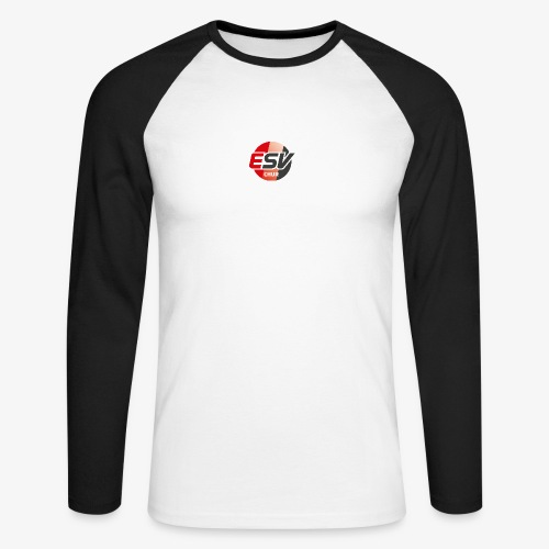 ESV Chur - Männer Baseballshirt langarm