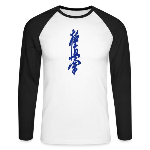 KyokuShin - Mannen baseballshirt lange mouw