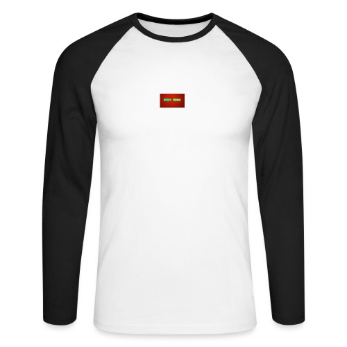 th3XONHT4A - Men's Long Sleeve Baseball T-Shirt