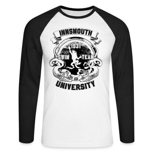 InnsmouthSwimTeam - Männer Baseballshirt langarm