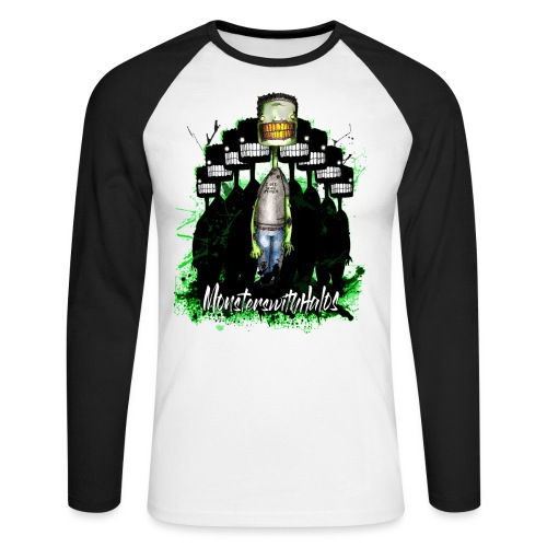 The Dead Have Risen - Men's Long Sleeve Baseball T-Shirt