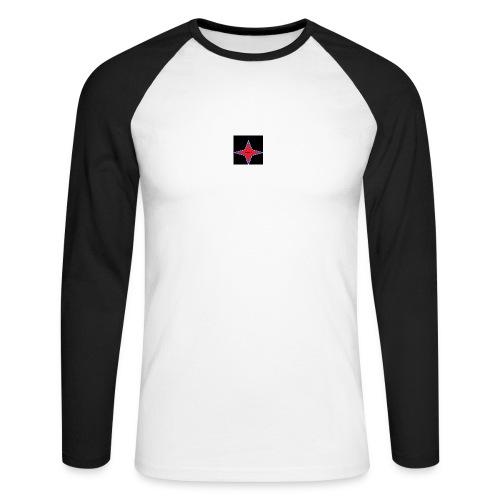 Infinite Lys - T-shirt baseball manches longues Homme