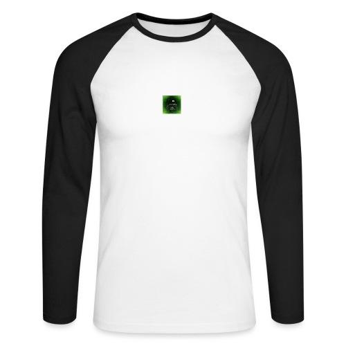 Nye hettegensere - Langermet baseball-skjorte for menn