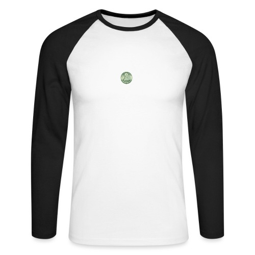200px-Eye-jpg - T-shirt baseball manches longues Homme