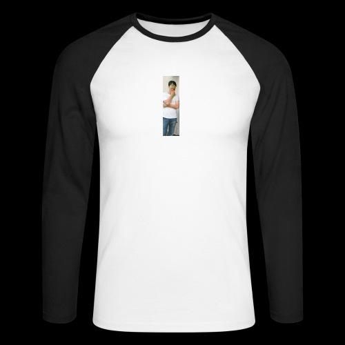 JACOB MCKAY LIMITED STOCK LONG SLEEVE. - Men's Long Sleeve Baseball T-Shirt