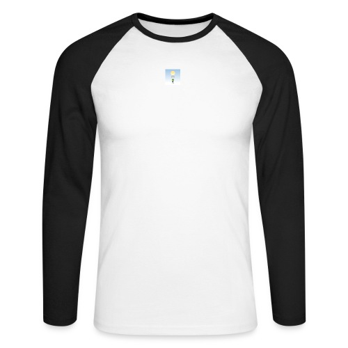 PM Tarot Spheres Verseau - T-shirt baseball manches longues Homme