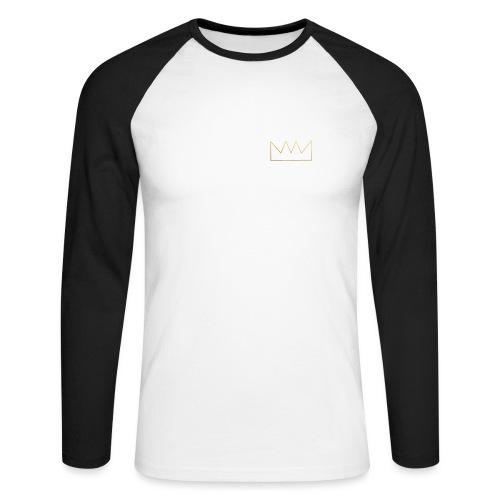 KingsNQueens - Men's Long Sleeve Baseball T-Shirt