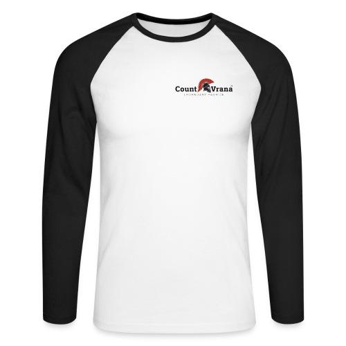 gg png - Männer Baseballshirt langarm