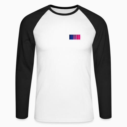 Fulladet Bifil - Men's Long Sleeve Baseball T-Shirt