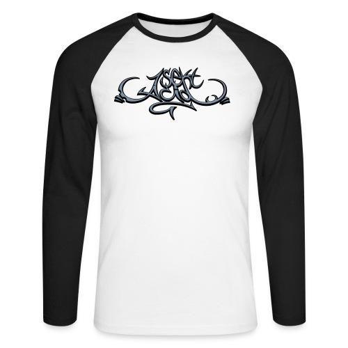1secktacid 3D - T-shirt baseball manches longues Homme